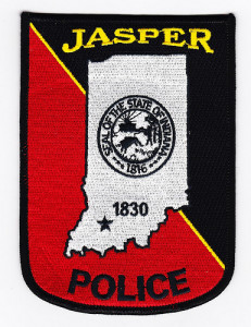 Jasper PD badge