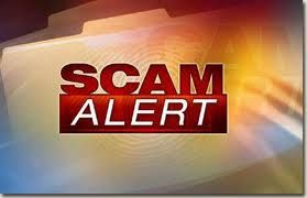 Scam Announcement for JHS