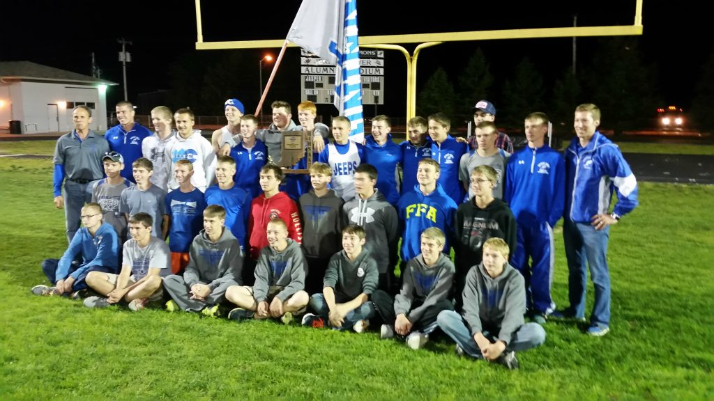 Jeeps Take Track Sectional Crown; Lady Cats Take Tennis Title