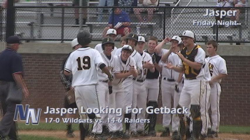 Jasper Looking For A Little Getback Friday Night (VIDEO)