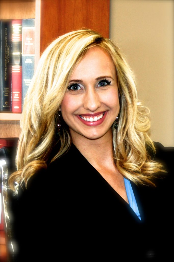 Attorney Brittany Brockman Now GOP Candidate for Jasper City Council