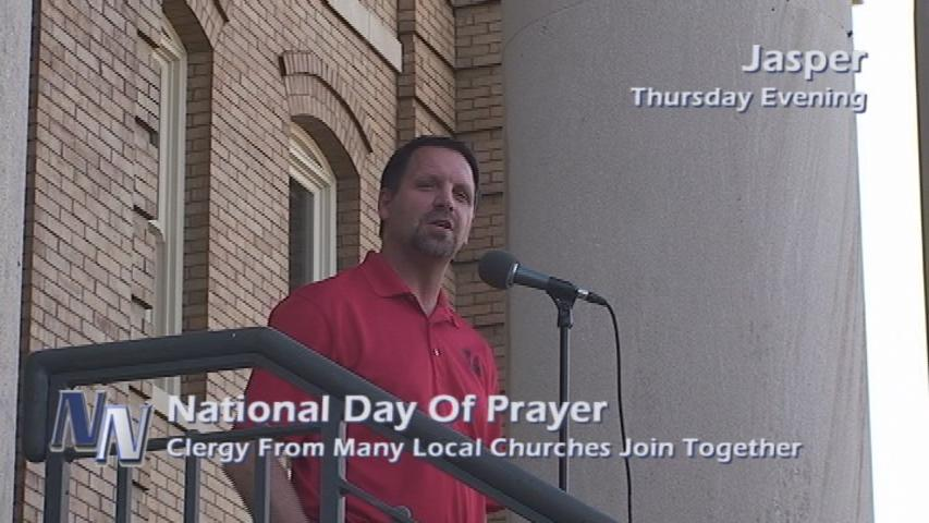 Local Clergy Lead National Day Of Prayer (VIDEO)