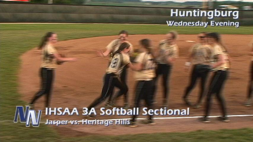 Lady Cats Start Fast; Hang On To Get To Tonight's 3A Sectional Final (VIDEO)