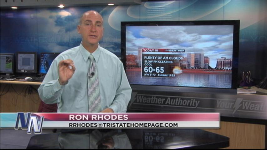 Continued Chilly Temps Says Ron Rhodes (VIDEO)