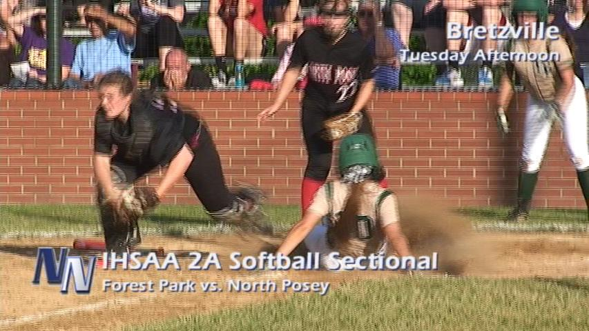 Lady Rangers Fall In 2A Sectional Opener (VIDEO)