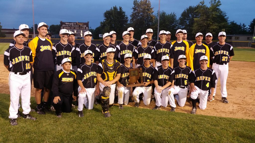 Krueger; Cats Coast To Sectional Championship