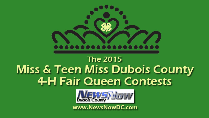 Watch Replay of Miss & Teen Miss Dubois County 4H Now (VIDEO)