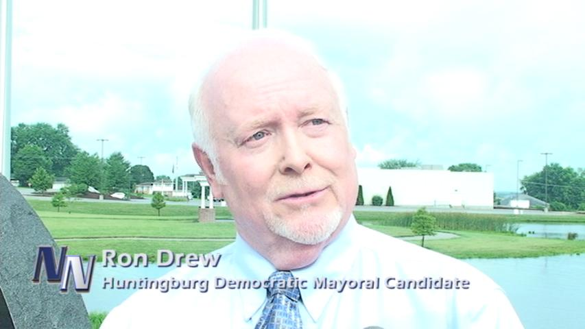 Former Police Chief Wants To Be Huntingburg's Mayor (VIDEO)
