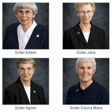 Four Benedictine Sisters Celebrate 50th Jubilee (PHOTOS)