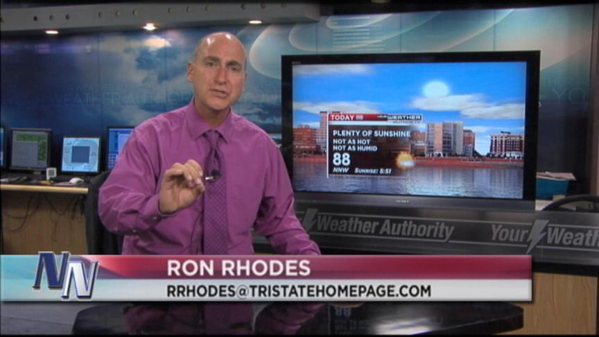 """The Weather Forecast Looks As """"Perfect"""" As Can Be All Weekend Says Ron Rhodes (VIDEO)"""