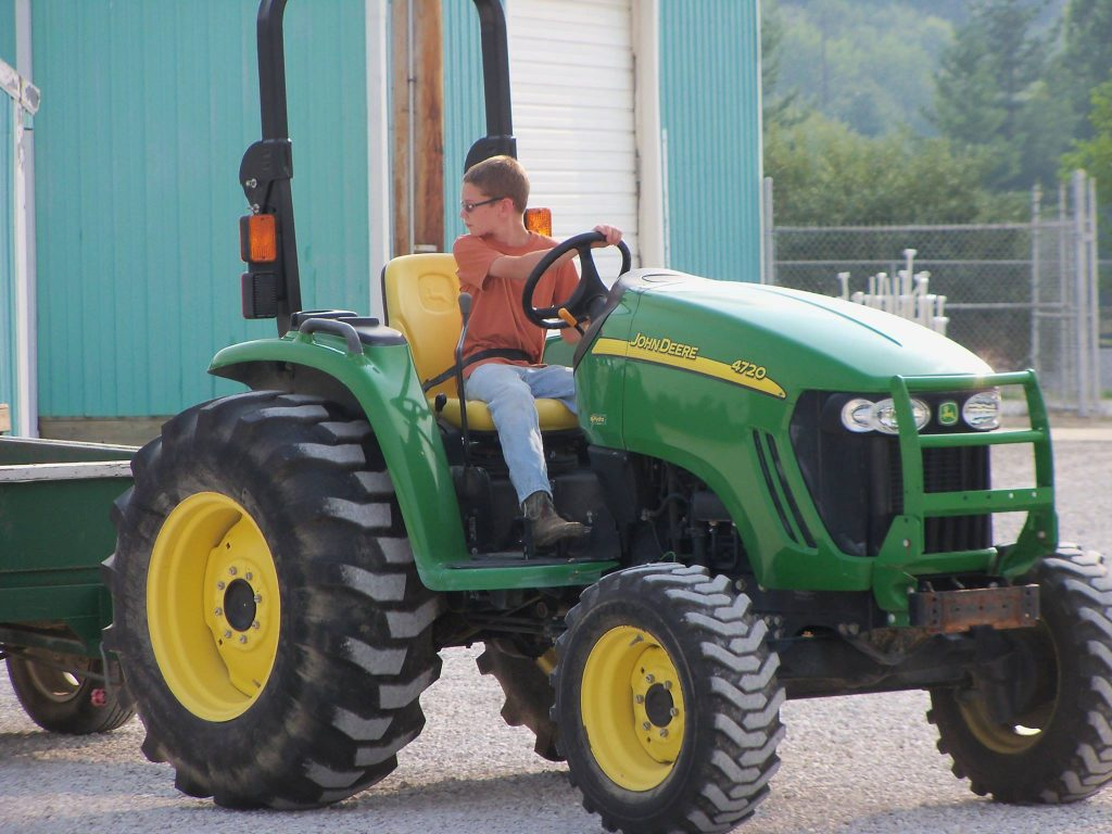 Annual 4-H Tractor Operator Contest Held; Winners Advance To Next Level Competition (PHOTO GALLERY)