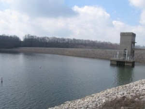 Dam and Tower