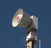 Holland Tornado Siren is out of service at this time