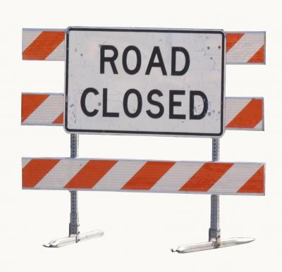 State Road 356 Closed Between Otwell and Petersburg