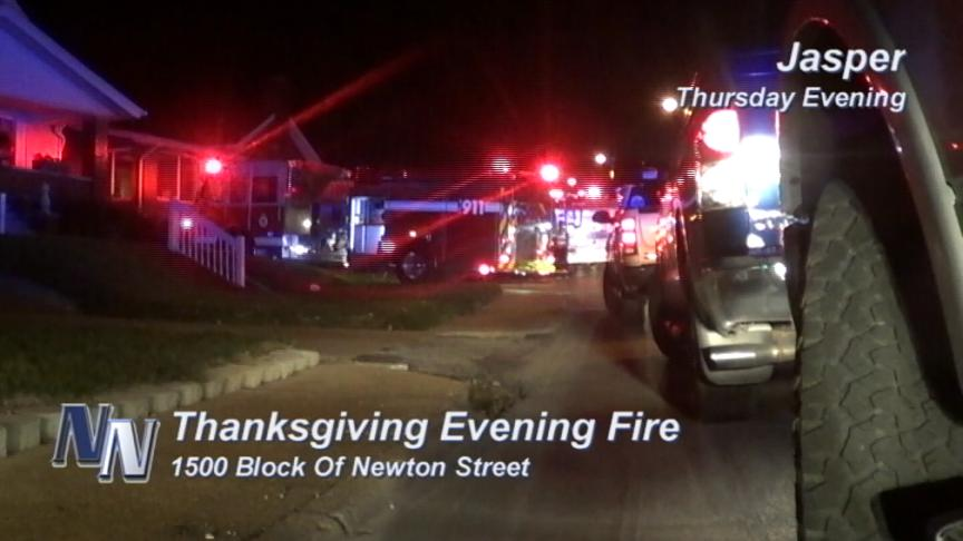 Gift Placed On Hot Stove Sparks Small Thanksgiving Fire (VIDEO)