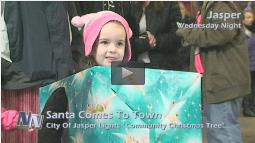 Santa Claus Is Coming To Town Next Week (with VIDEO)