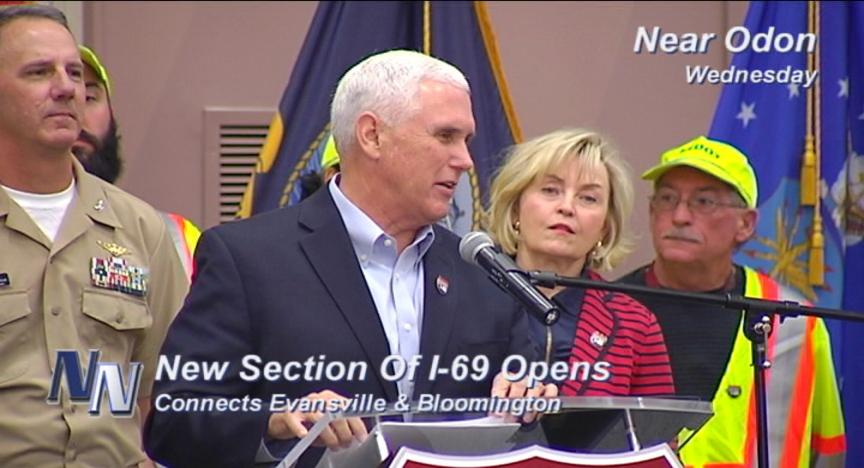 FINALLY!!! I-69 Now Open To Bloomington (VIDEO)