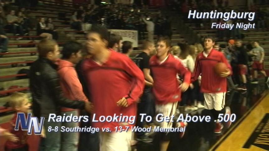 Raiders Trying To Stay Above .500; Jeeps & Rangers Look For Key Wins (VIDEO)