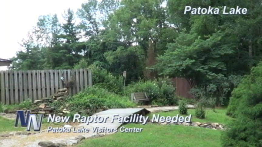 Donations Being Sought For New Raptor Center At Patoka Lake (VIDEO)
