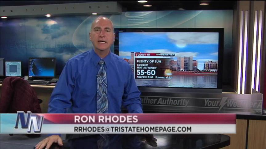 Nice Start To The Week Says Ron Rhodes (VIDEO)
