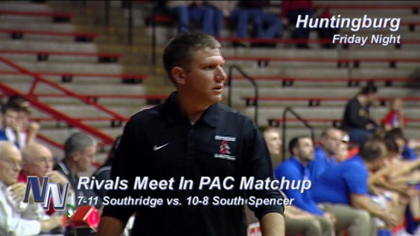 Raiders Looking To Get Back On Winning Track Hosting South Spencer (VIDEO)