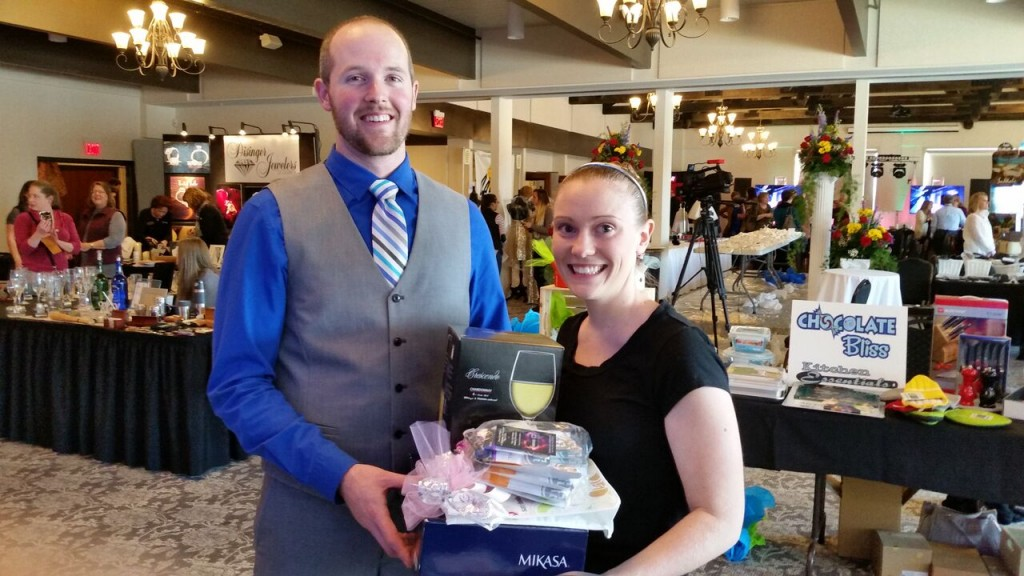 KlubHaus 61 Bridal Show Grand Prize Winner
