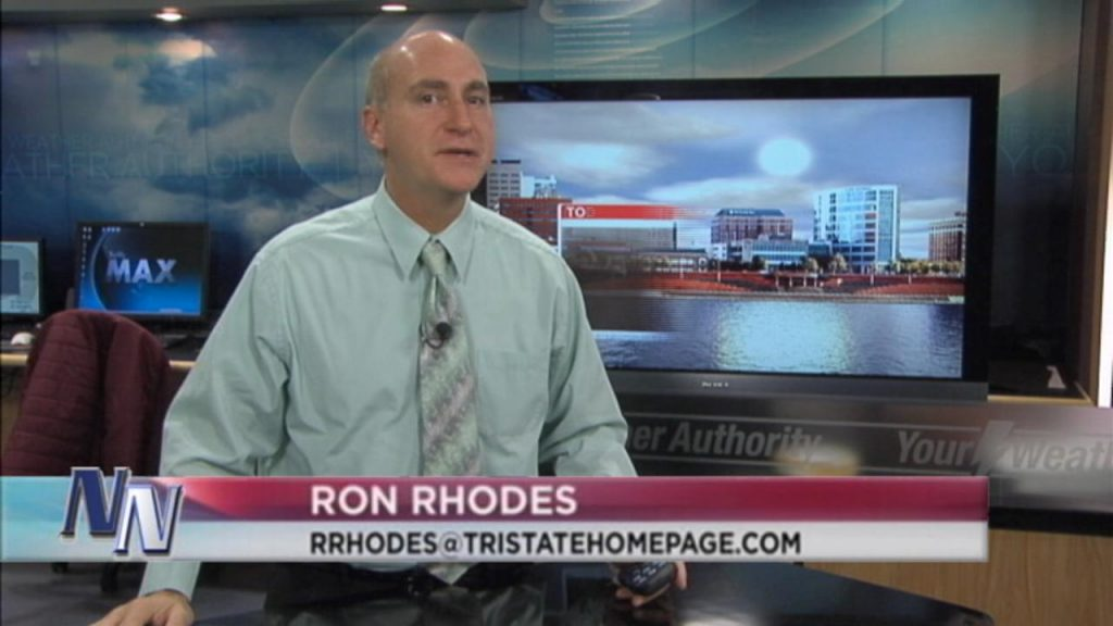 Enjoy Today; Warmest Of The Week Says Ron Rhodes (VIDEO)