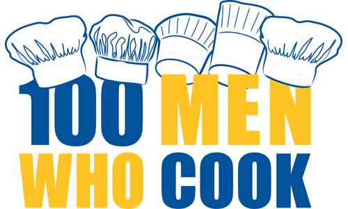 100 Men who Cook Opened Preparation for the Upcoming 100 Men who Cook:
