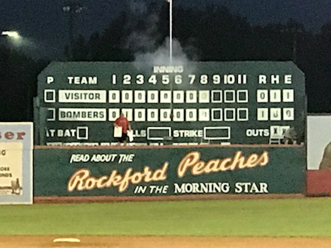 Bombers Shutout Flash to Advance in OVL Playoffs (Game Update)