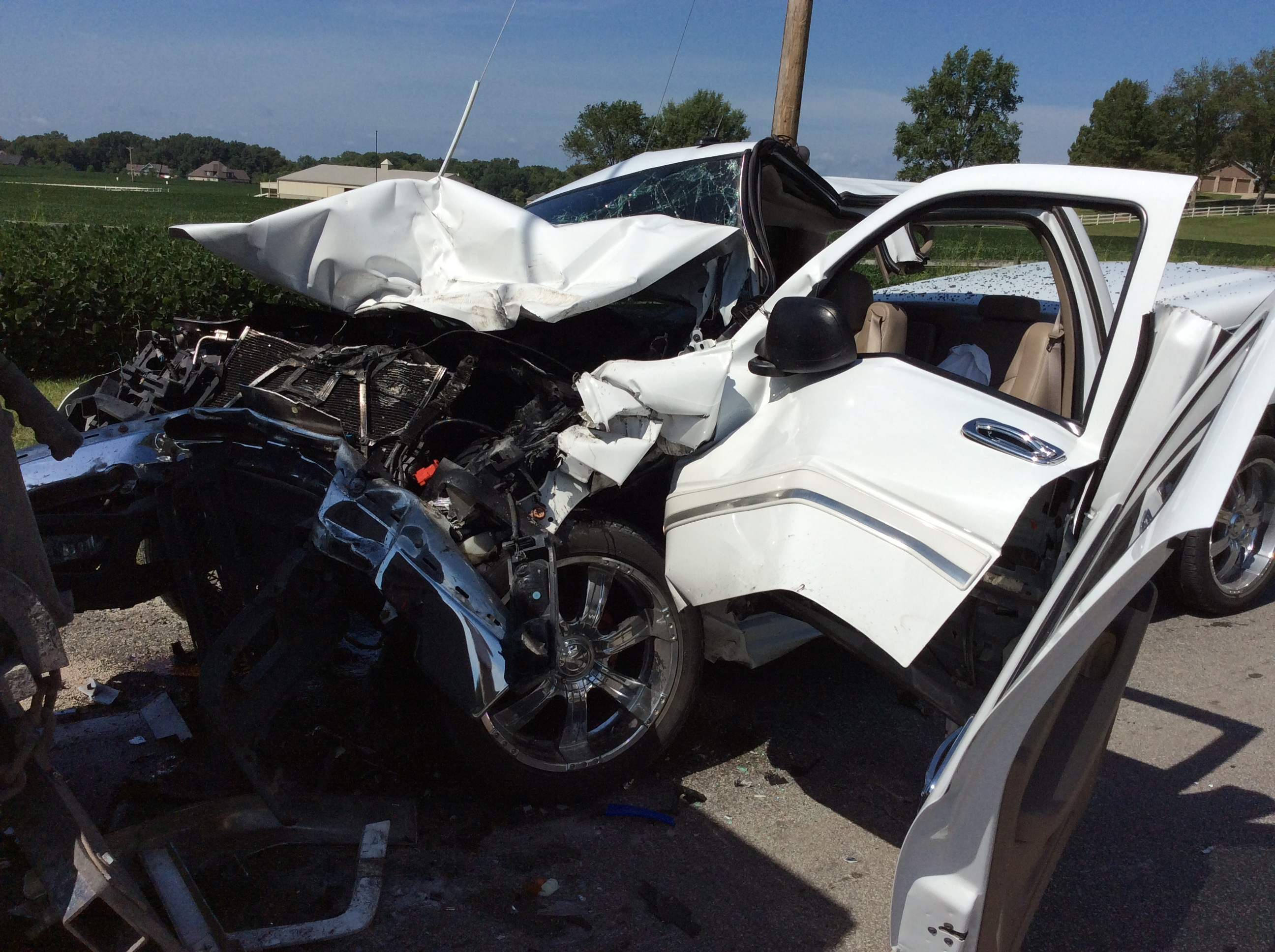 Personal Injury Accident Sends Local Individuals to Hospital