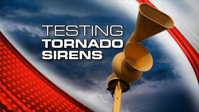 New Tornado Siren will be tested in Holland
