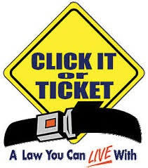 Click It or Ticket campaign reminds motorists to buckle up