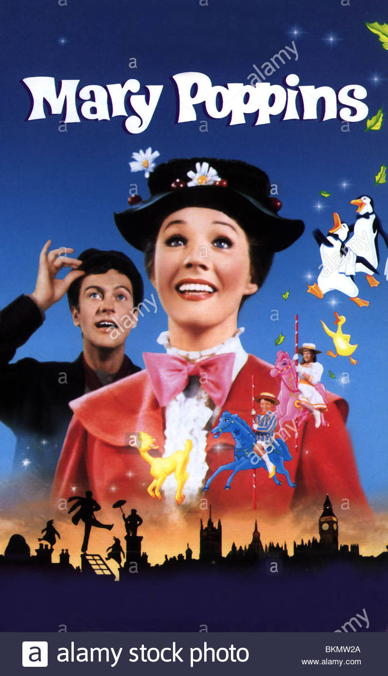 Mary Poppins Film Deutsch Komplett