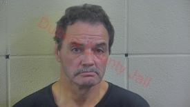 Local Man arrested on Multiple Charges
