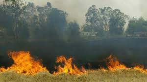 Dry conditions out there could lead to fires area Fire Chiefs and Emergency Management warn