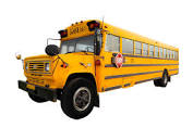Tense Moments for Local Kids on a School Bus