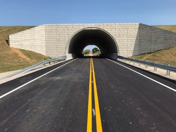 Huntingburg Regional Airport presents First Indiana Airport Tunnel Opening and Ribbon Cutting