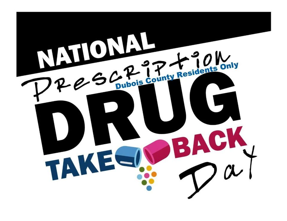 Spring Medication Collection Day Announced