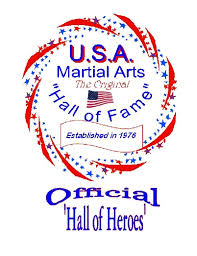 Jasper Man Inducted into the Martial Arts Hall of Fame