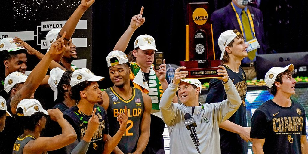 The Baylor Bears Win 86 -70 over the Zags!   Ending the chance of the Perfect Season.