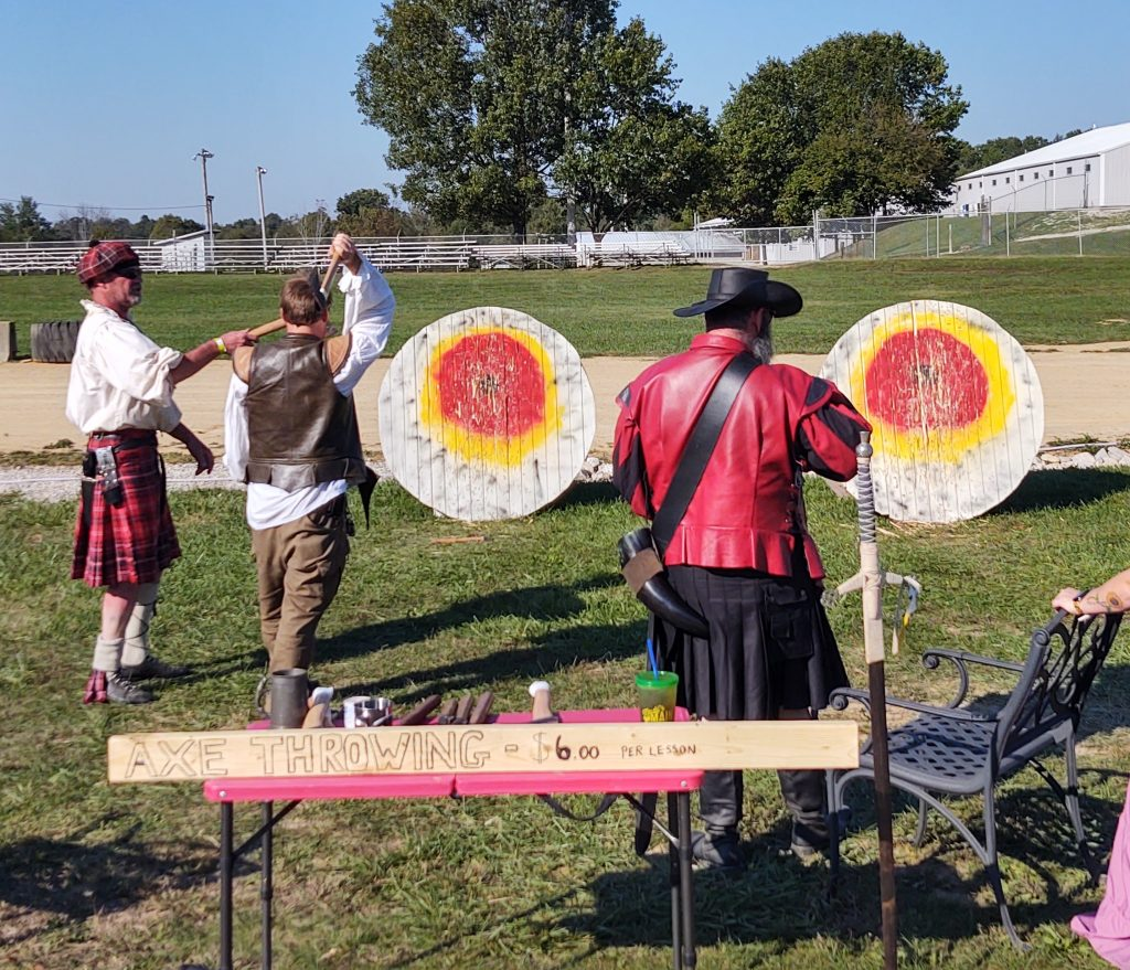 1st Annual Southern Indiana Renaissance Festival